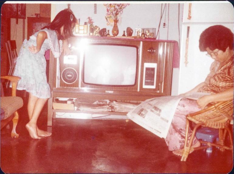 The TV Evolution | SG Snaps